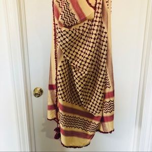 XXL Travel scarf / tapestry